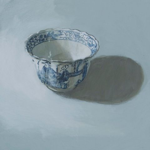 Sasja Wagenaar (Dutch, b. 1959) - Chinese Bowl