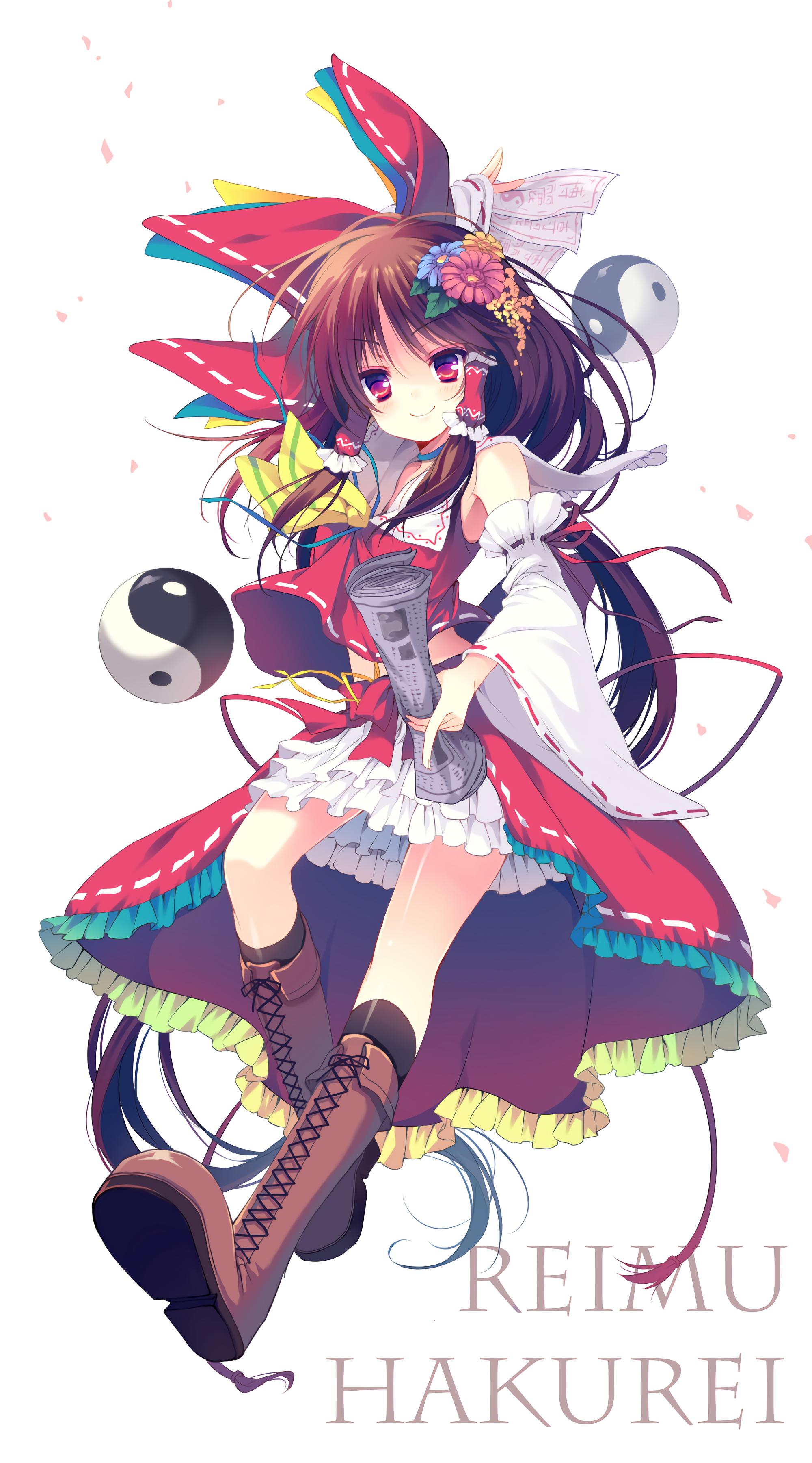 東方 touhou アニメチビ 芸術的アニメ少女 東方 かわいい