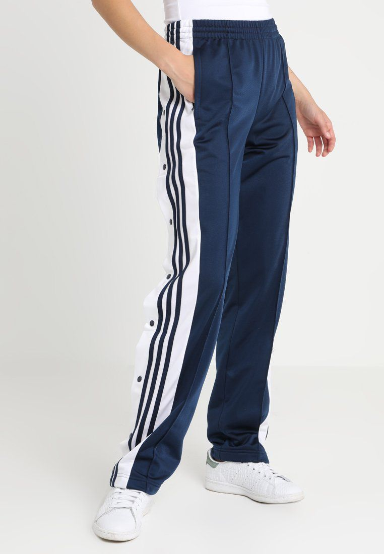 217cb1b5570 adidas Originals ADIBREAK PANT - Trainingsbroek - collegiate navy -  Zalando.nl