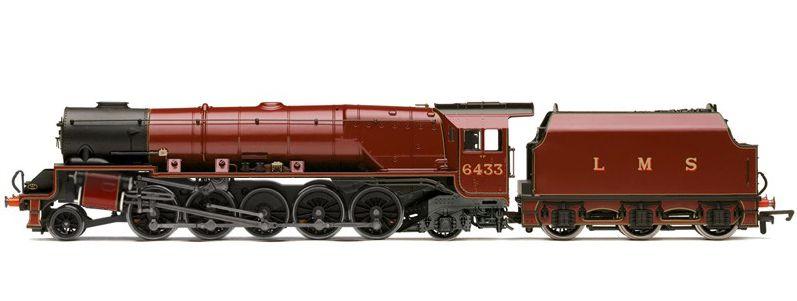 Lms 9f 2 10 2 Model Trains Steam Locomotive British Rail