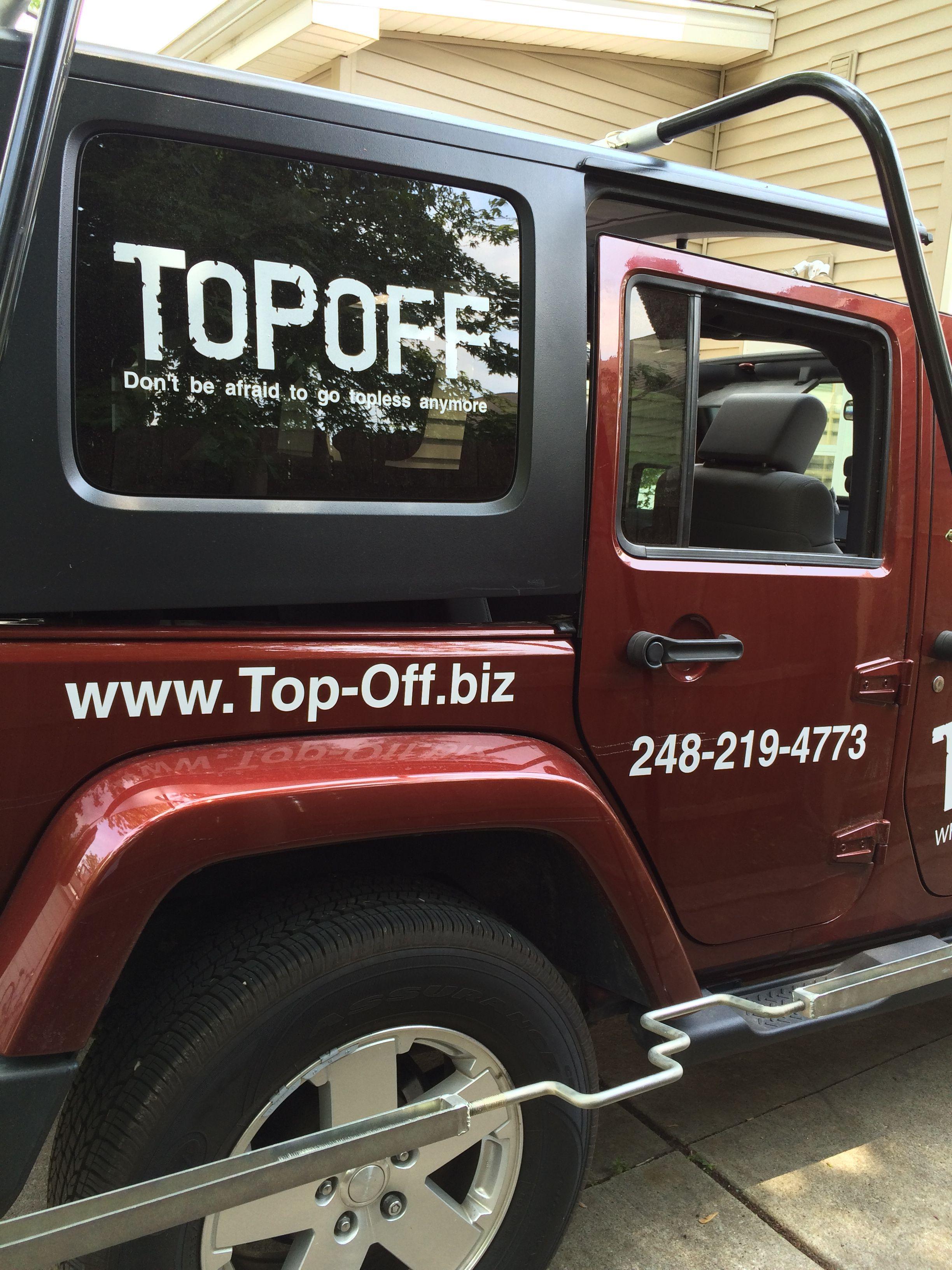 Topoff Final Step Jeep Jeep Wrangler Jeep 4x4