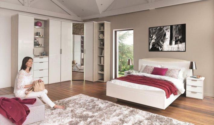 chambre armoire lit celio loft Chambres en couleur Pinterest