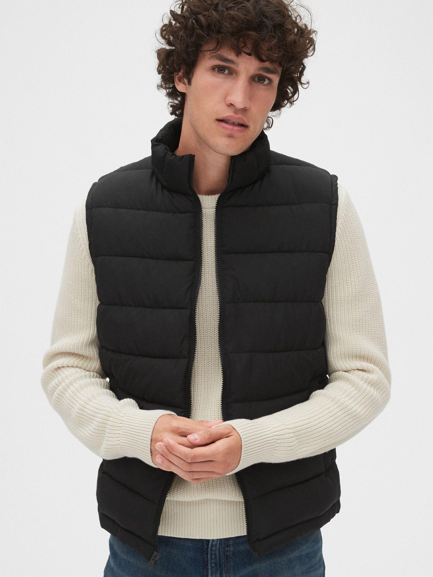 Coldcontrol Puffer Vest Gap Men S Coats And Jackets Puffer Jacket Outfit Men Puffer Jacket Outfit [ 2000 x 1500 Pixel ]