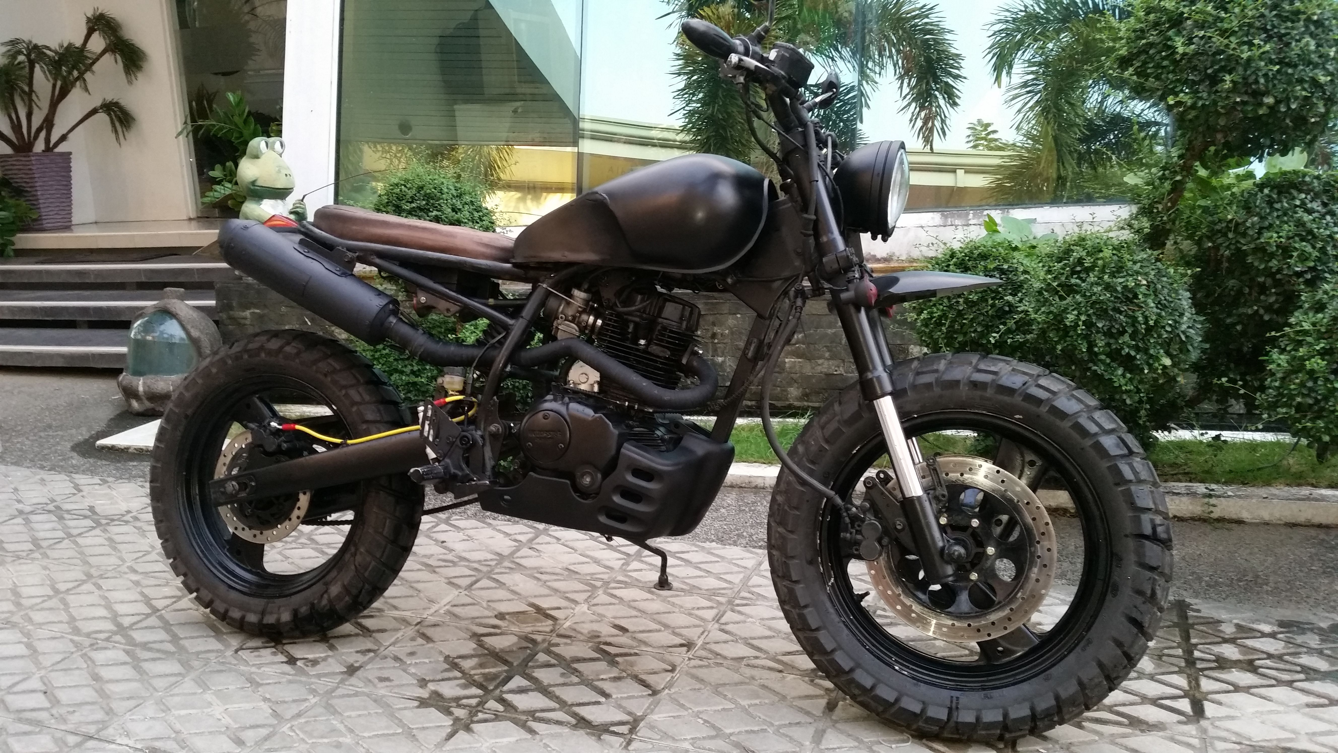Cafe Racer Philippines Best Custom Motorcycles Of 2015 Cafe