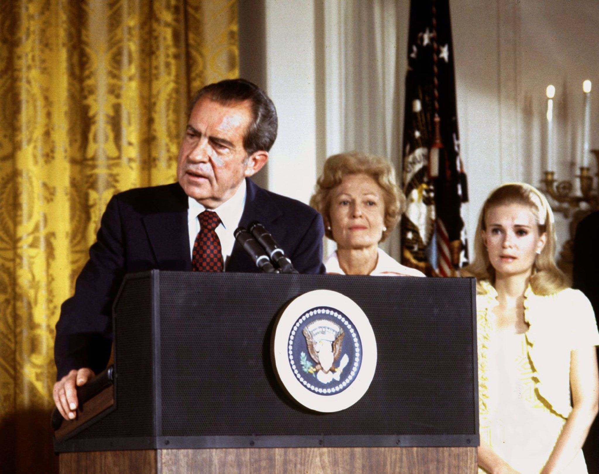 It was famously the lies and the cover-ups that did for Nixon and Clinton. Has Trump told the truth?