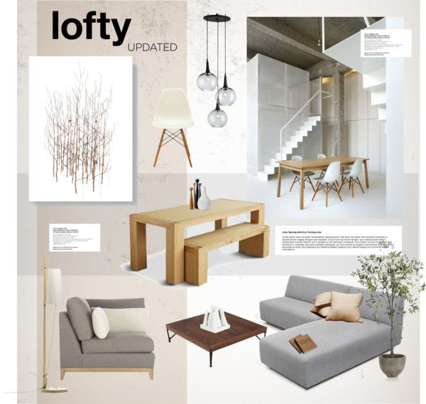 """Another Loft"" by magdafunk on Polyvore"