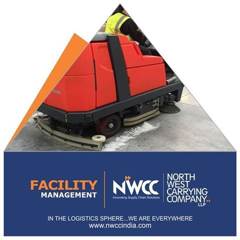 Pin By Nwcc India On Facility Management Management Logo