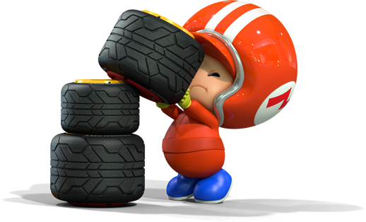 """Gameplayaholic """"Mario Kart 8 From the Pit video episode 1"""