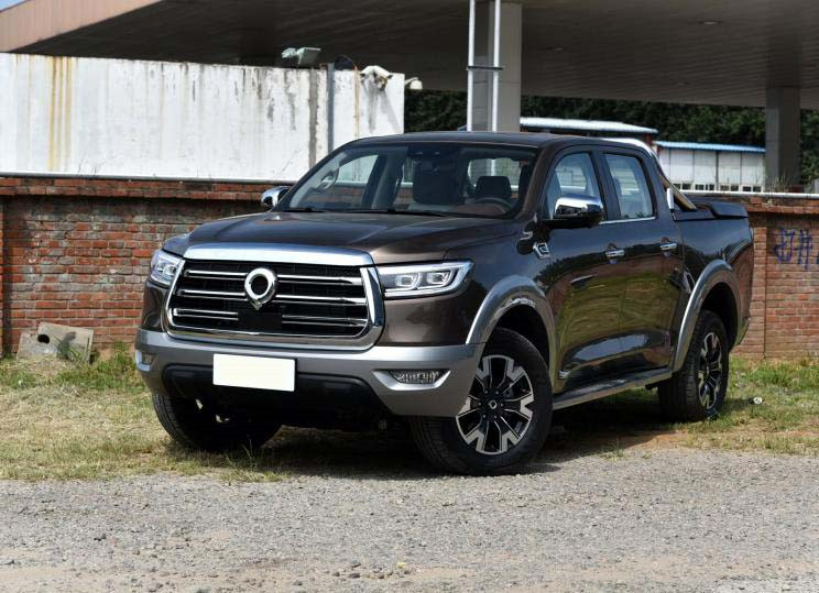 great wall motors launches new pickup brand the pao p on great wall id=47496
