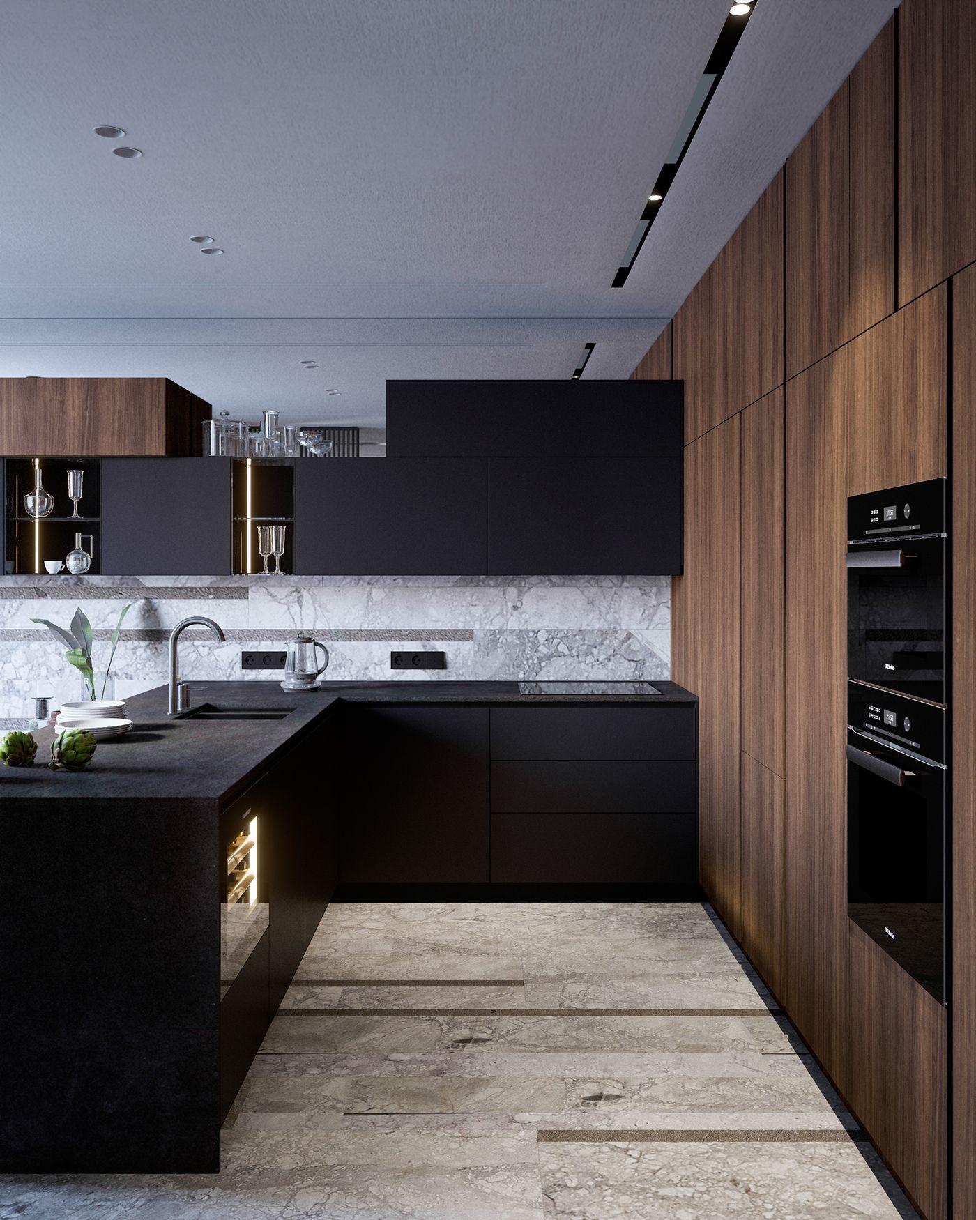 Idée décoration intérieure maison - déco de la cuisine ...