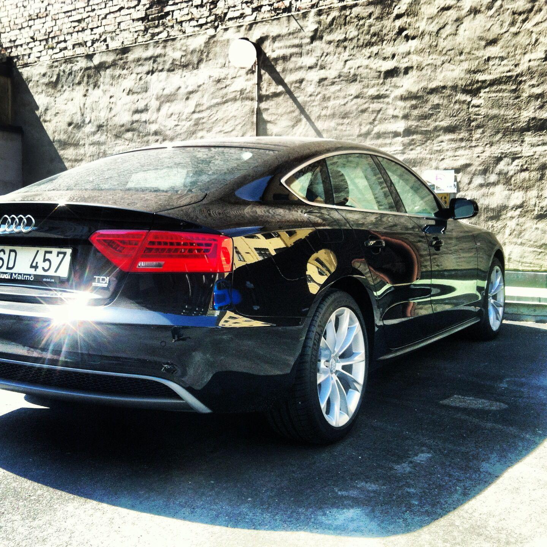 Audi A5 Sportback Quattro S-line