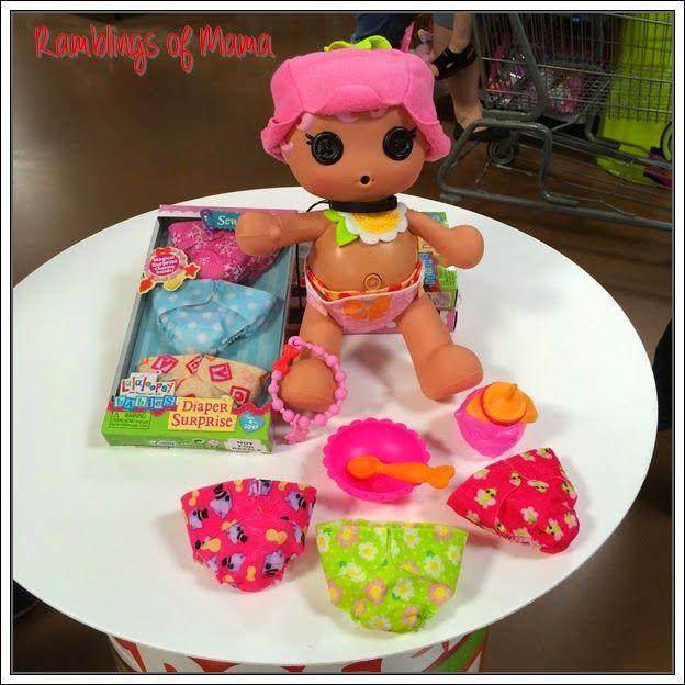 Lalaloopsy Babies Diaper Surprise Doll Lalaloopsy Baby