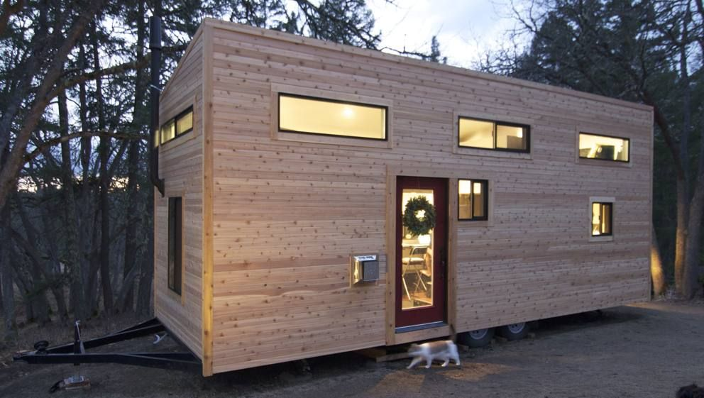 Modern Tiny Houses Big Fascination Tiny houses House and Cabin