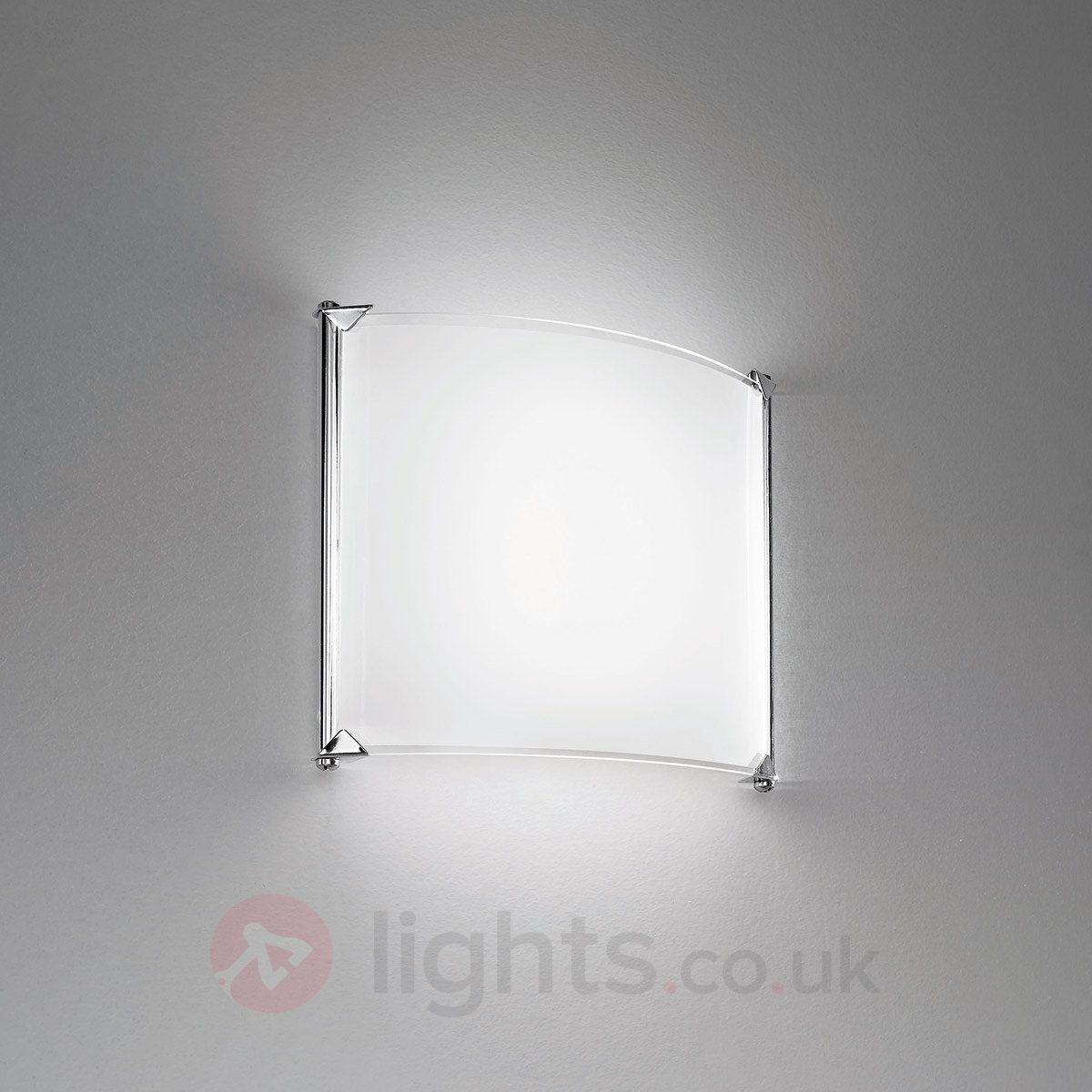 Brixi LED Wall Light Simple Warm White