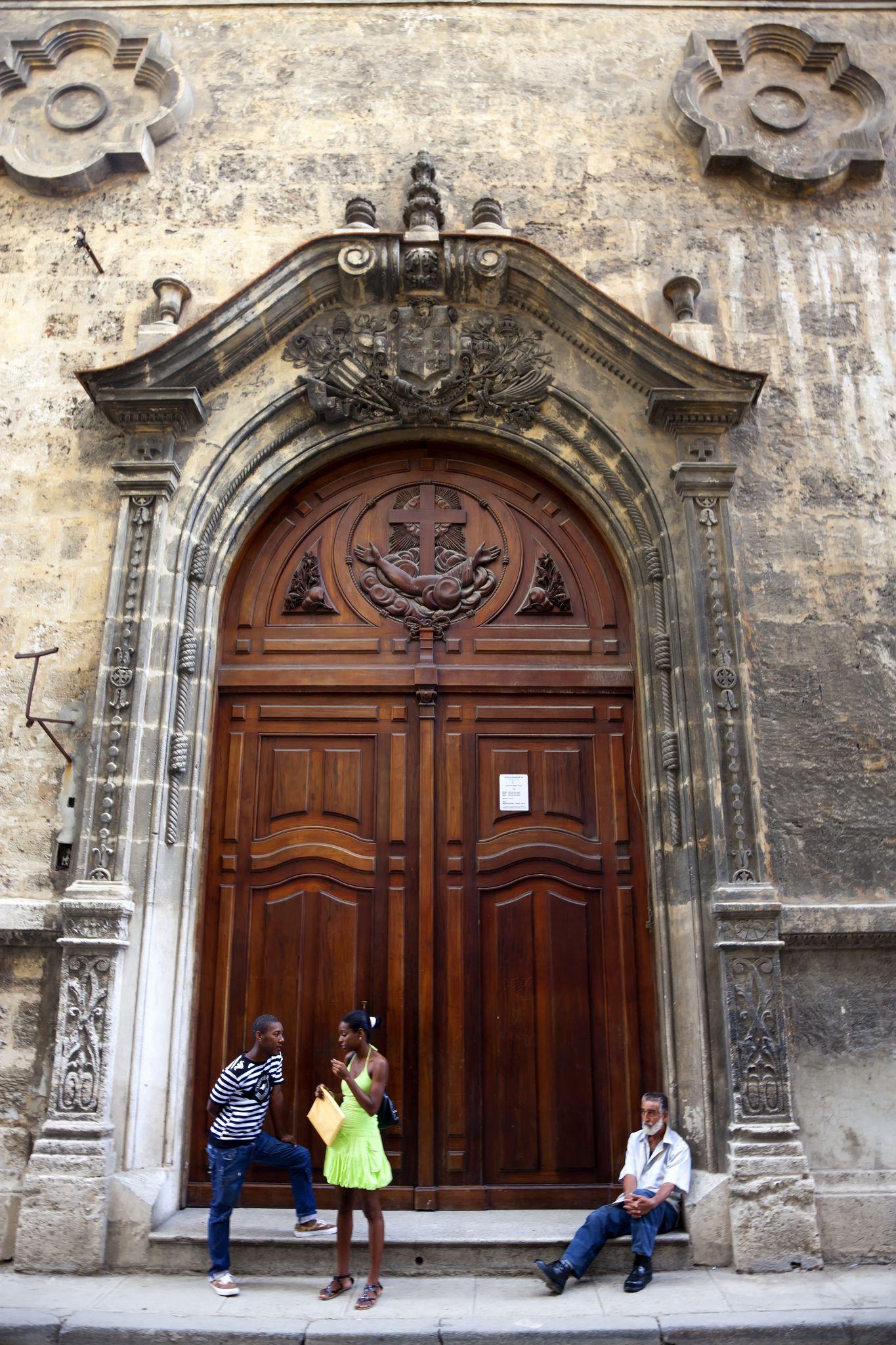 Iglesia San Francisco de Asis in #Havana, #Cuba.