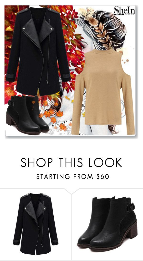 """""""SheIn 2/ XIII"""" by emina-095 ❤ liked on Polyvore featuring Miss Selfridge and shein"""