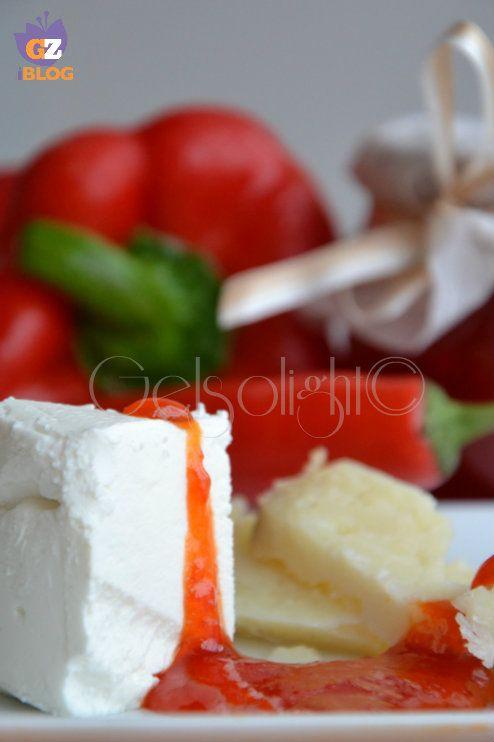 confettura di peperoni e peperoncini part formaggi