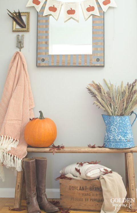 34 Stunning Autumn Decorating Ideas for Your Home Autumn and - halloween fall decorating ideas
