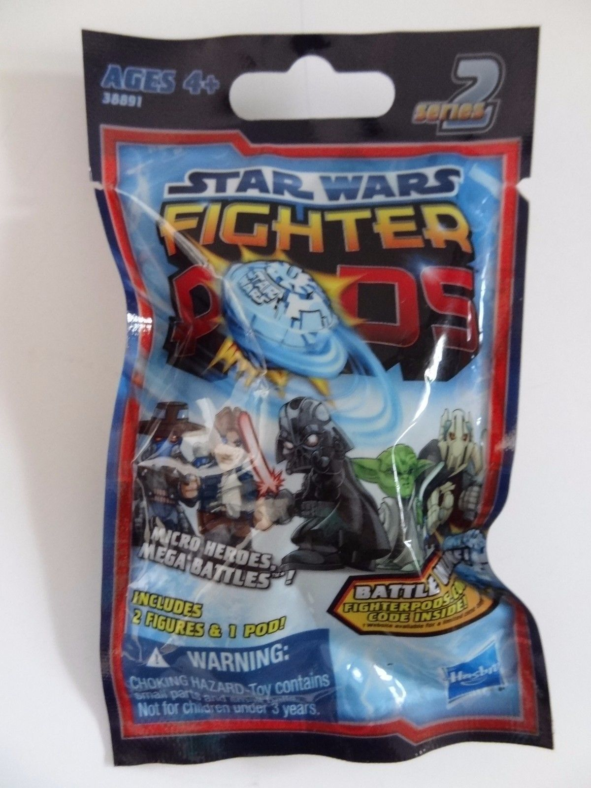 Star wars fighter pods Micro Heroes Series 2 action figures 38891