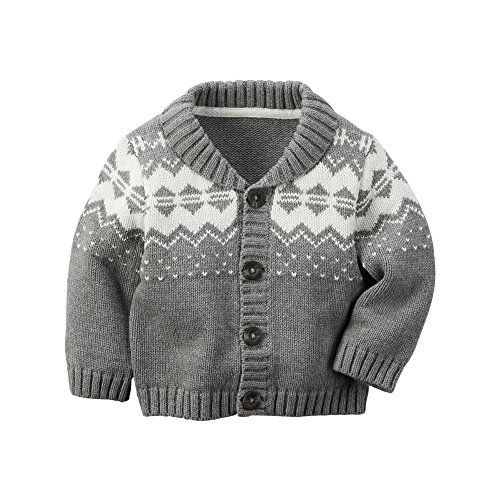 3c29ee714 Carters Baby Boys Months Knit Sweater 24 Months ** To view further for this  item, visit the image link.
