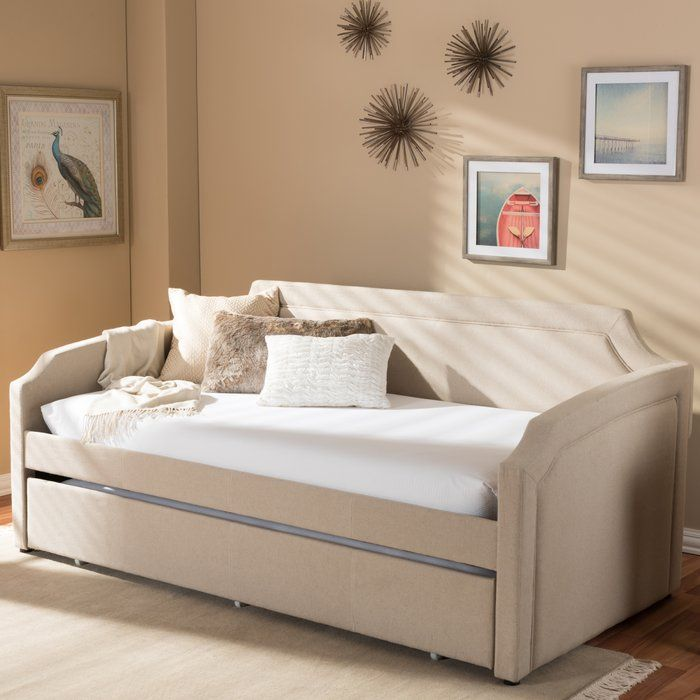 Teen trundle bed