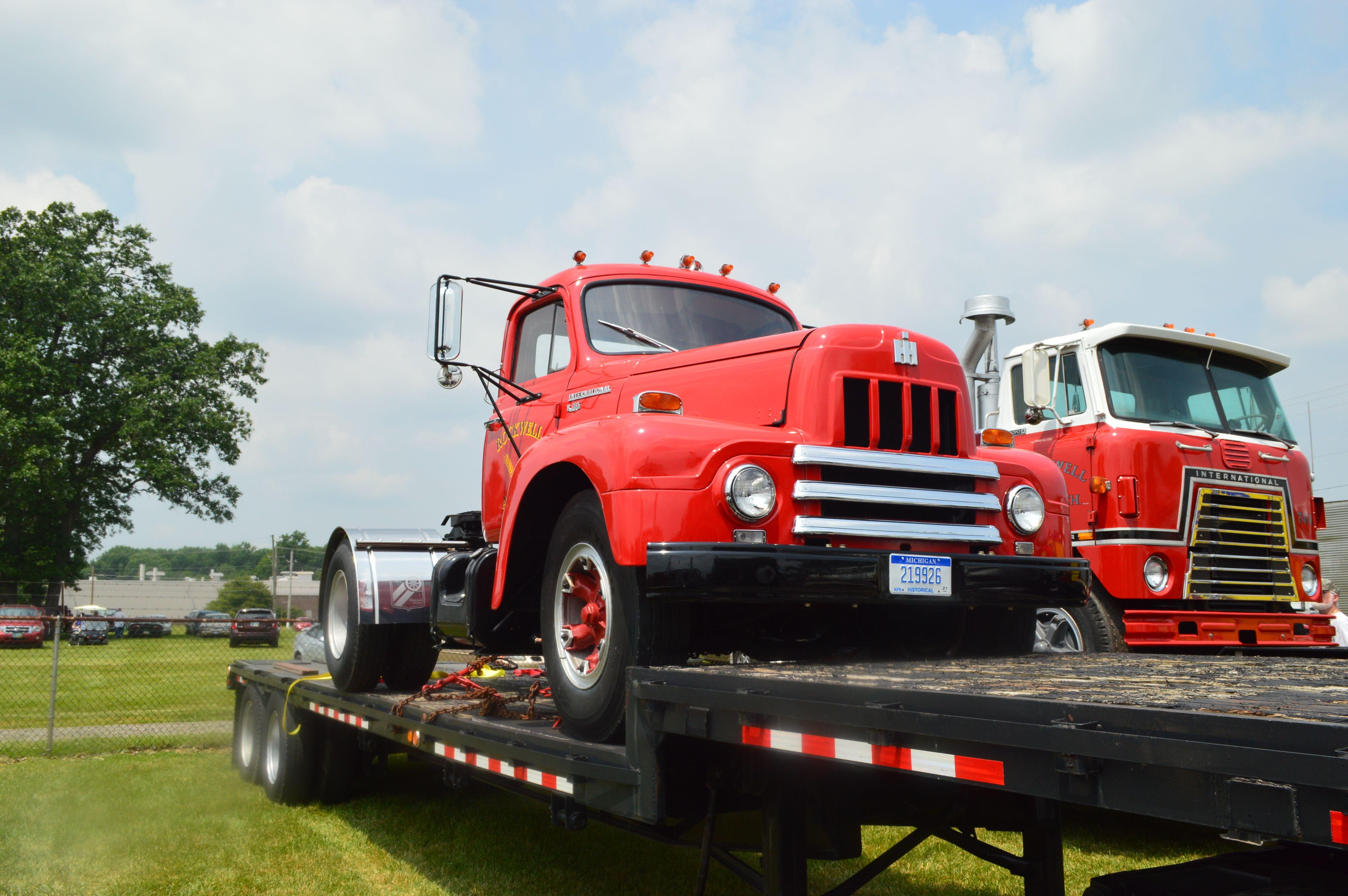 INTERNATIONAL R190 | International harvester truck ...