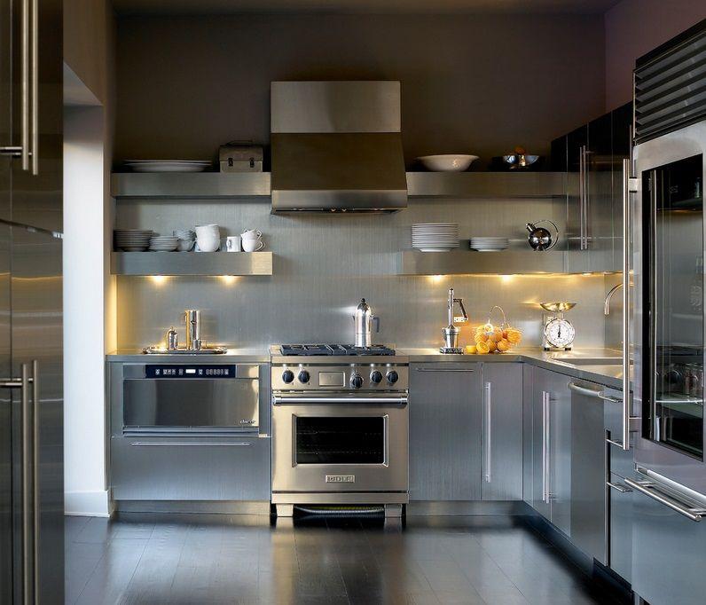 Edelstahl Küche Dies ist die neueste Informationen auf die Küche - Arbeitsplatte Küche Edelstahl