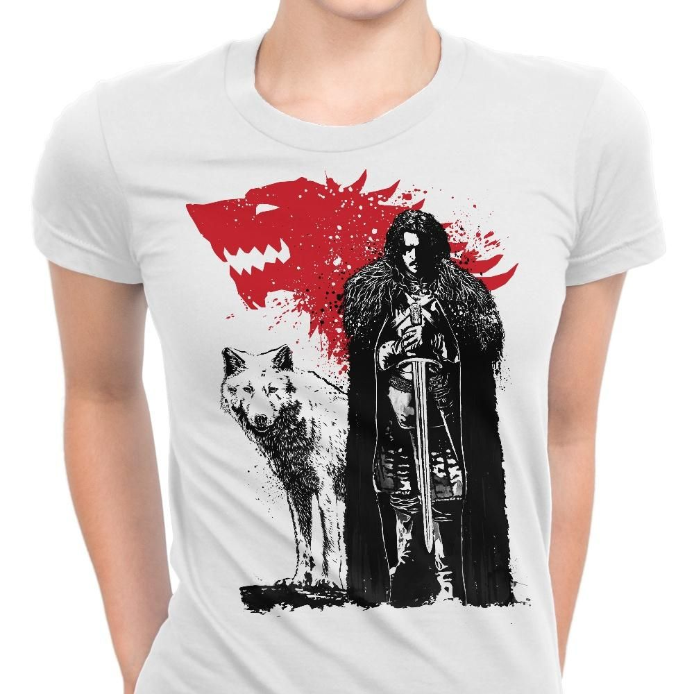The King and the Wolf - Women's Apparel