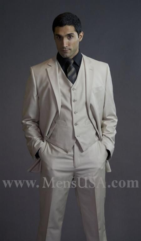 Buy cheap slim fit suits for men at MensUSA. Our suits include ...