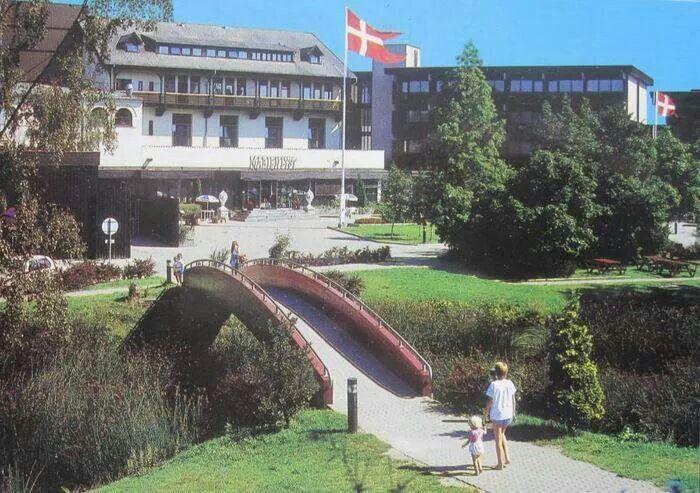 Hotel Marienlyst 1950erne