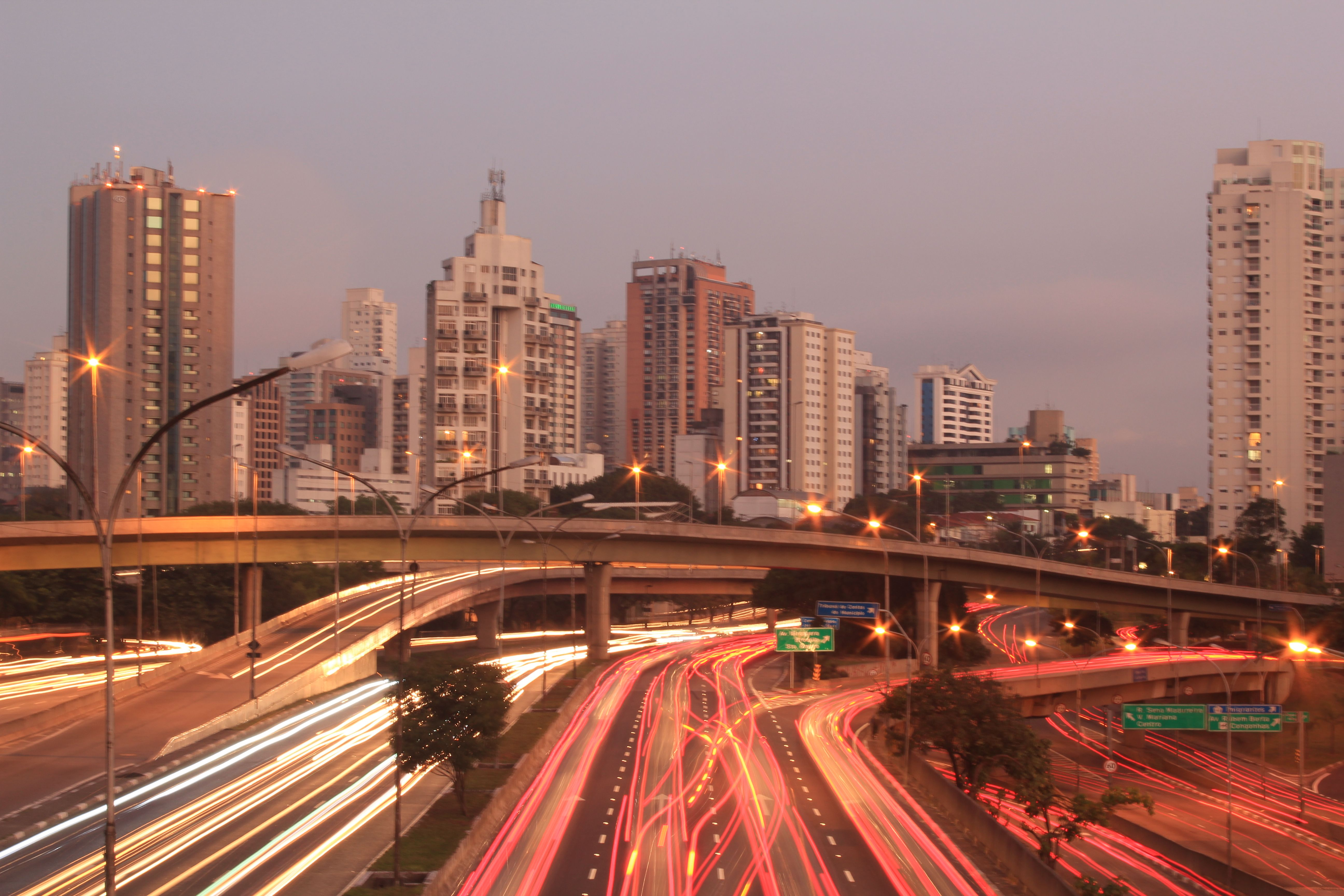 São Paulo - Rush Hour