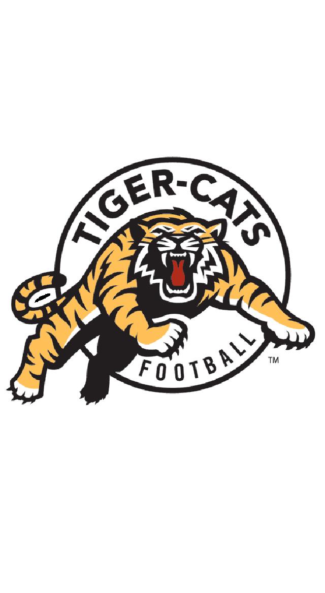 Hamilton Tiger Cats Canadian Football League Cats Cat Logo
