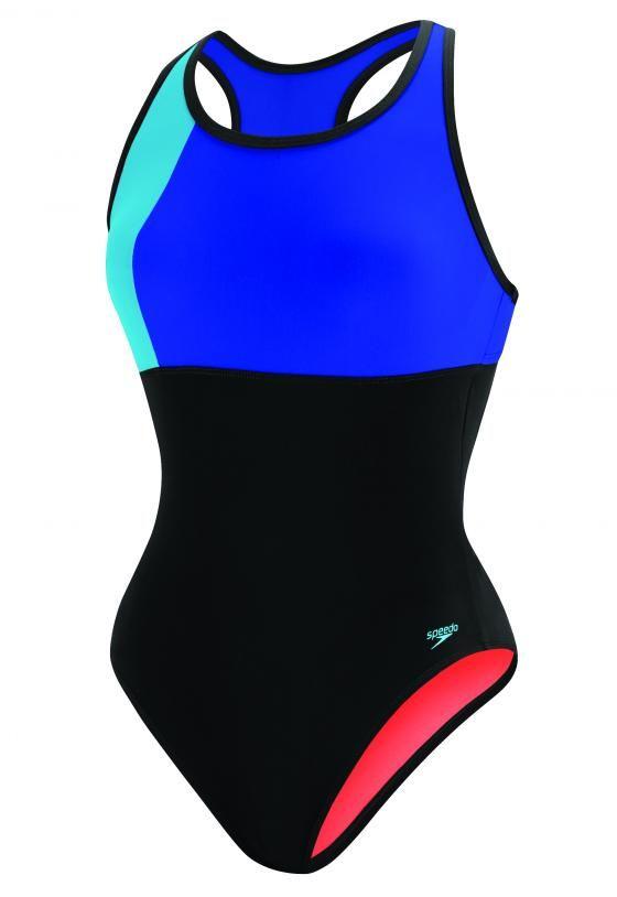 6f171abedea5e New Back! Speedo Hydro Bra. Nobody puts more into women s swimsuits ...