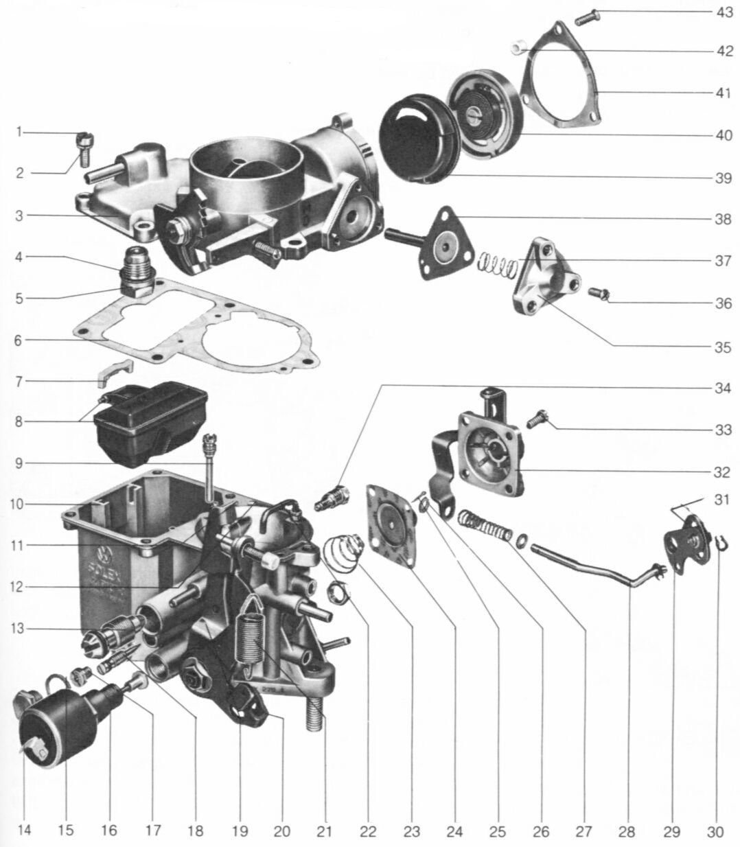 34 Pict 3 Carburetor Overhaul