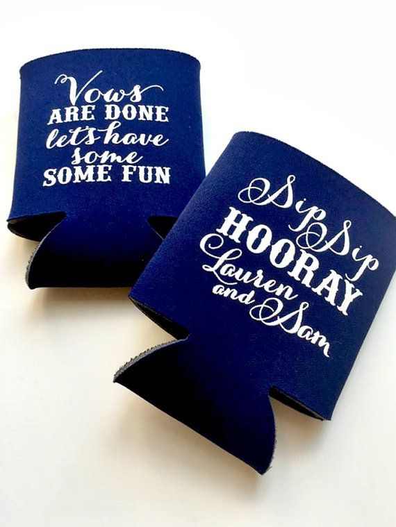 Vows Are Done Custom Wedding Shower Gifts Personalized Personalized Wedding Favors Fun Wedding Gifts Vows Are Done Lets Have Some Fun