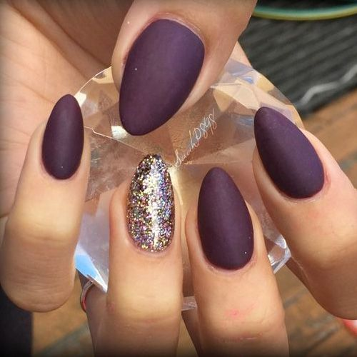 Account Suspended Matte Almond Nails Almond Nails Designs Almond Acrylic Nails