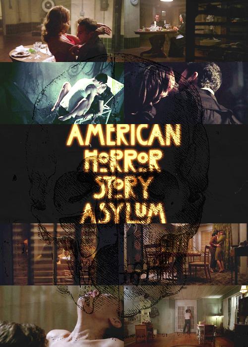 American Horror Story Asylum American horror story