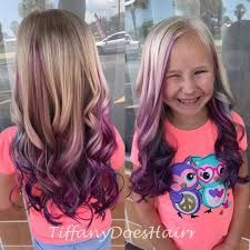 Color my world: Summer dye is a kid hair trend, but is it safe?