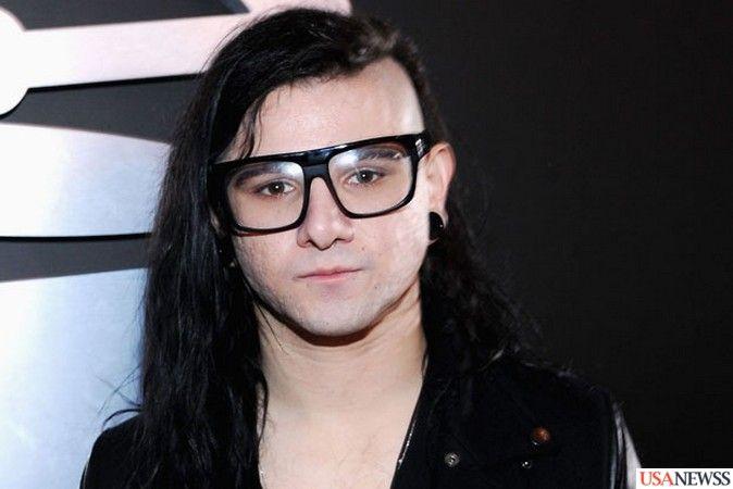 Skrillex Net Worth How Rich Is Skrillex Skrillex First Haircut Celebrities