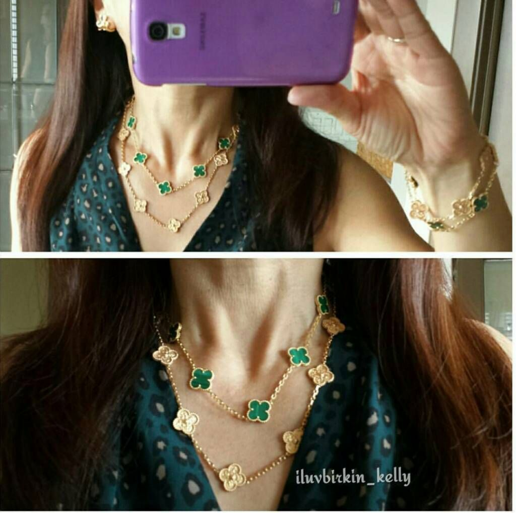 Pin On Jewelry Vca Necklace