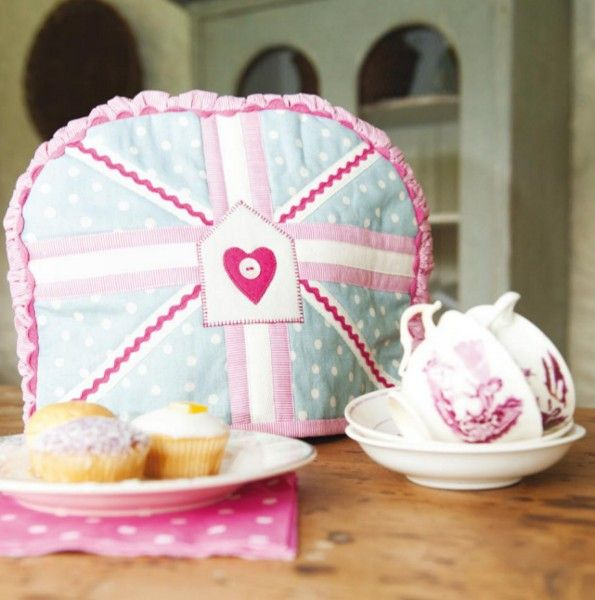 Union Jack Tea Cosy Sewing Pattern Download