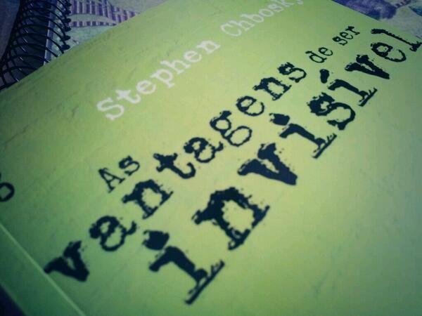 """""""- Charlie, a gente aceita o amor que acha que merece."""" 22/02/14 - 01/03/14 <3 #StephenChbosky"""