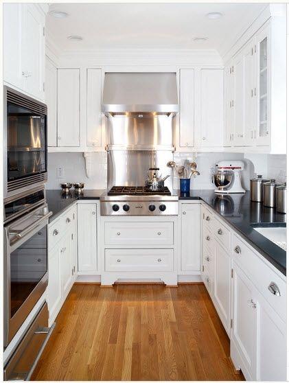 Diseo De Cocina Pequea Con Ideas Y Fotos Construye Hogar dentro de