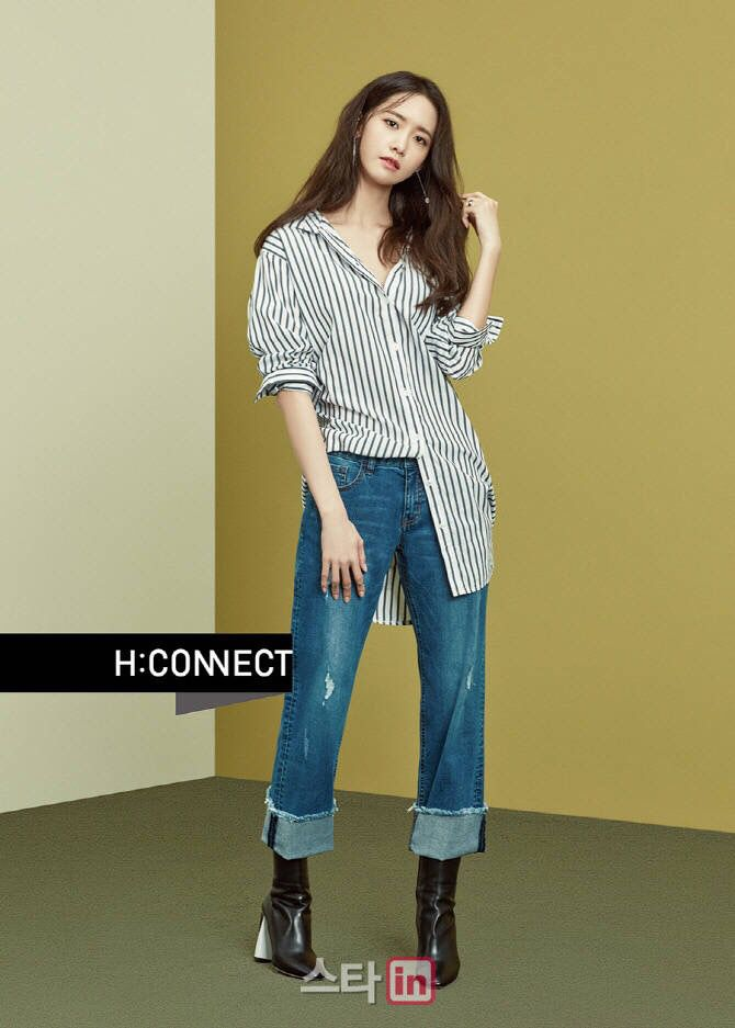 160825 H:CONNECT SNSD Yoona