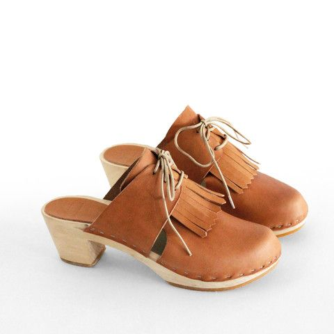 bcf6c4fc203 Camilla Clog with Kilt | Shoes | Clogs, Shoes, Fall collections