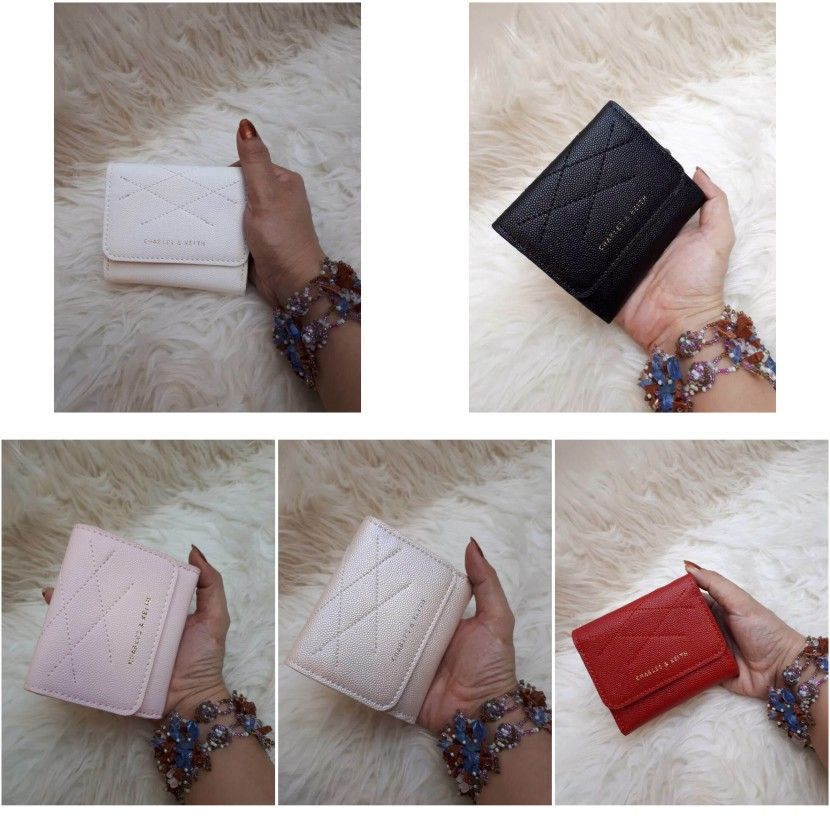Dompet Charles and Keith Ori 7136 25x10 (10x9) 175rb