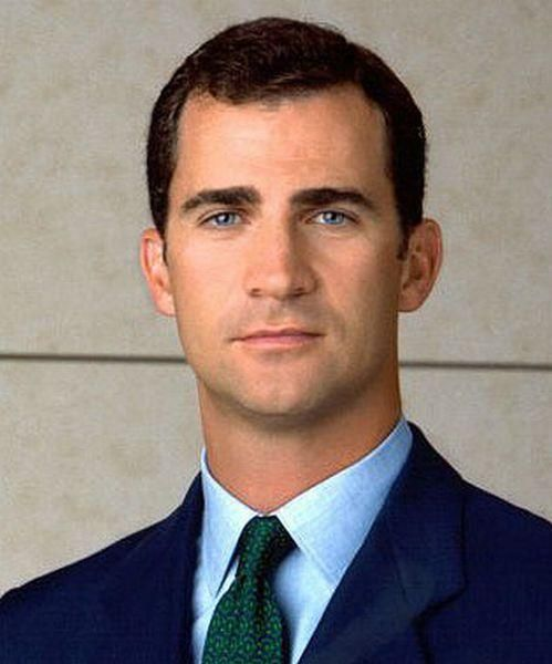 Infante Felipe of Spain, Prince of Asturias