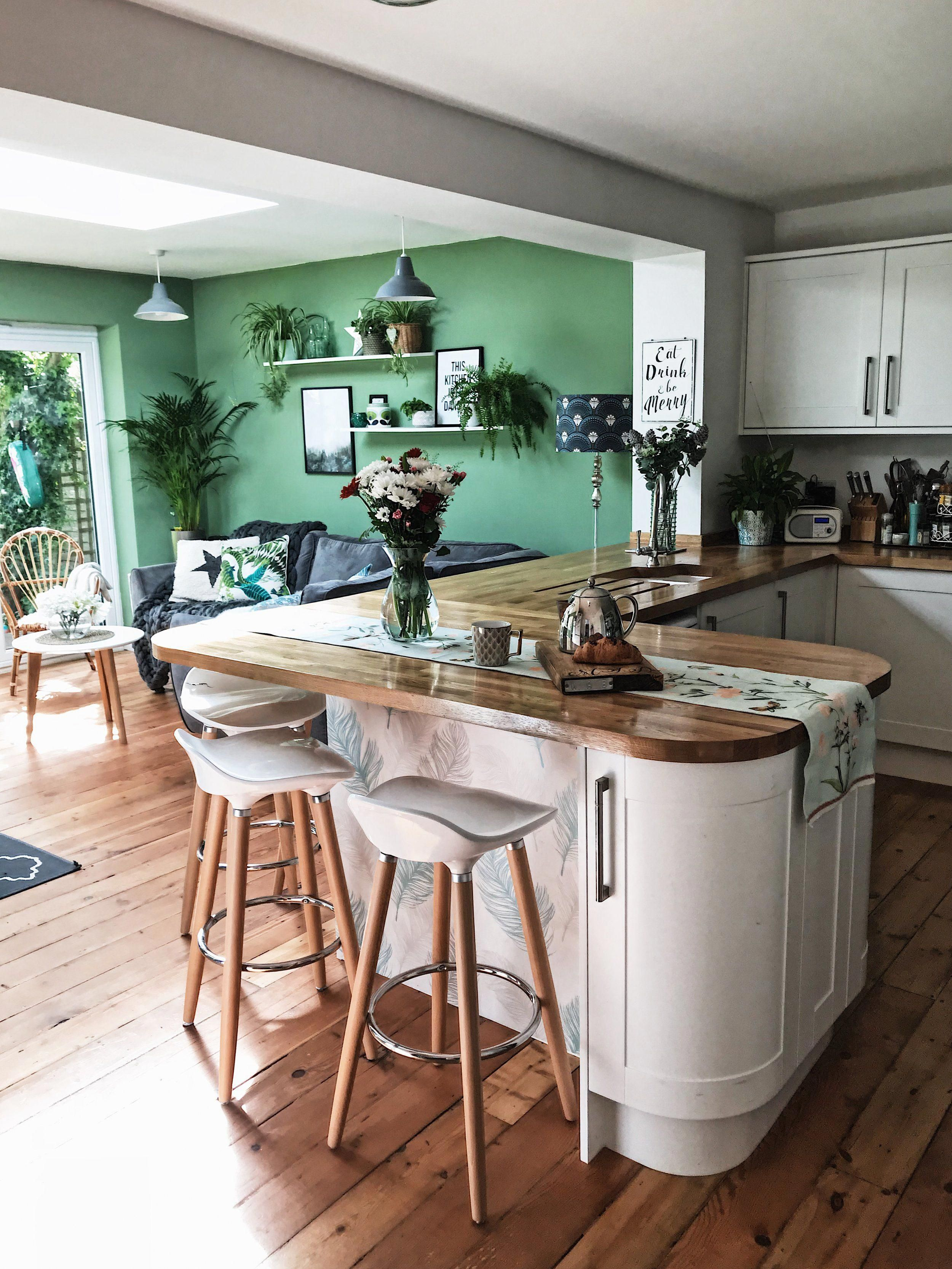 Read This Short Article Today Which Discusses Kitchen Counters Ideas Kitchen Renovation Open Plan Kitchen Diner Kitchen Decor Inspiration
