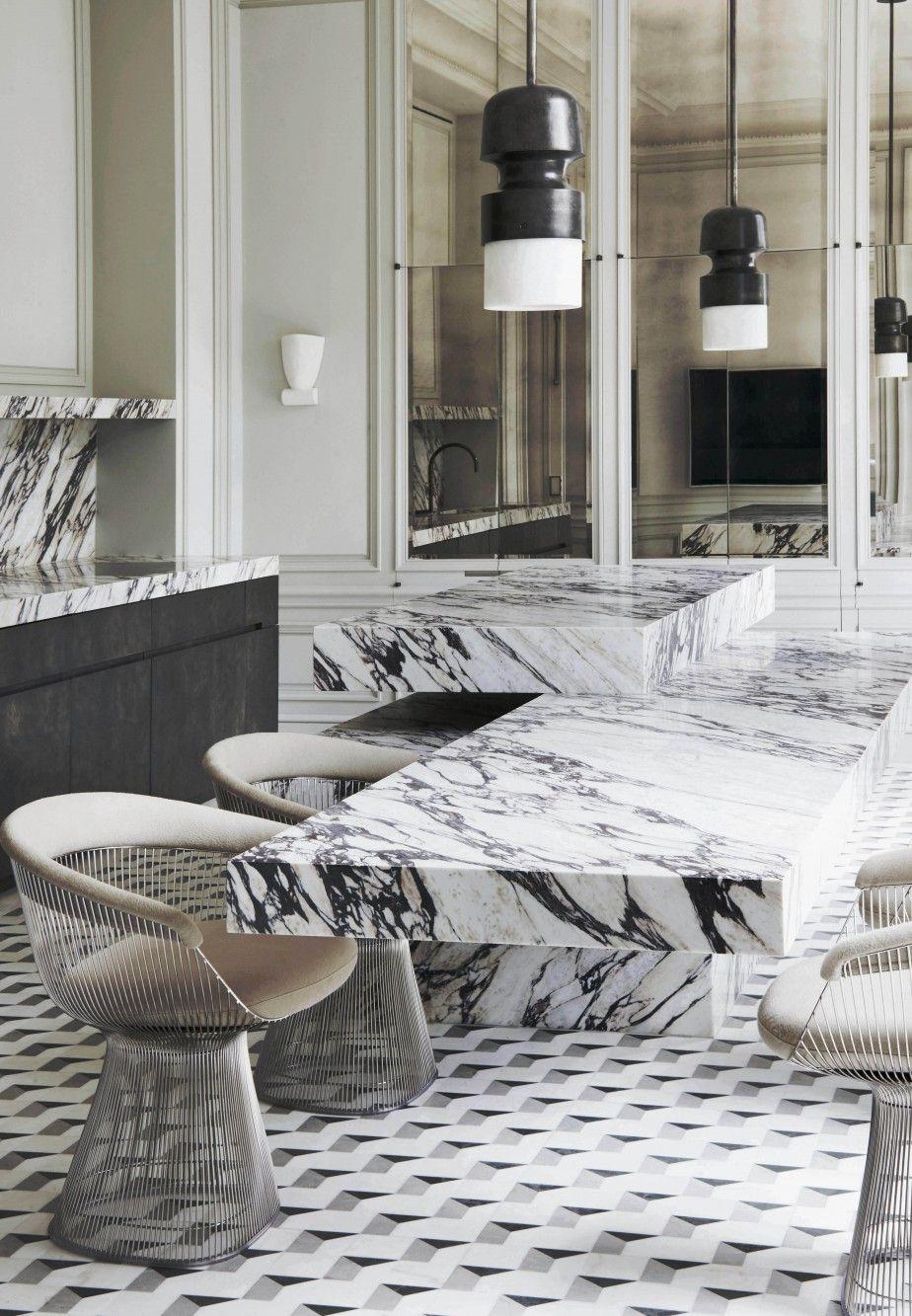 Joseph dirand architecture avenue montaigne paris for Designer apartment paris