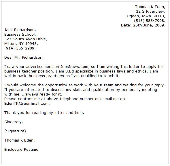 cover letter company you previously worked for order paper sending - business proposal letter example